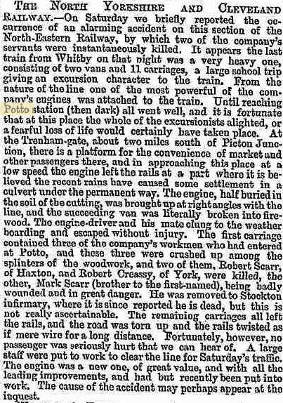 The Times 10th September 1866