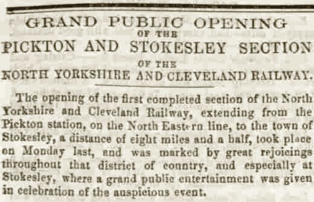 The Yorkshire Gazette - 7th March 1857